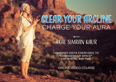 Clear Your Arcline, Charge Your Aura, Empower Your Life