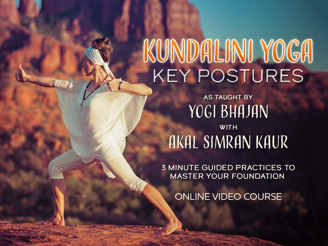 Kundalini Yoga Key Postures