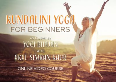Kundalini Yoga for Beginners