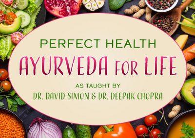 Ayurveda Perfect Health Course: Module 01